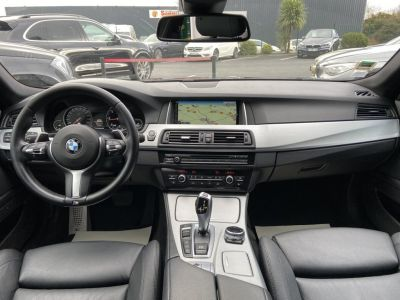 BMW Série 5 Touring 520 D TOURING XDRIVE M-SPORT 190ch (F11) BVA8 - <small></small> 23.900 € <small>TTC</small> - #10