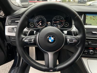 BMW Série 5 Touring 520 D TOURING XDRIVE M-SPORT 190ch (F11) BVA8 - <small></small> 23.900 € <small>TTC</small> - #20