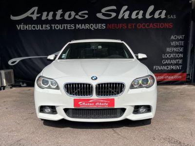 BMW Série 5 Touring (F11) 520DA 190CH M SPORT - <small></small> 19.970 € <small>TTC</small> - #2
