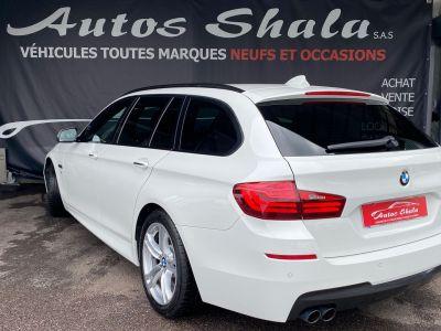 BMW Série 5 Touring (F11) 520DA 190CH M SPORT - <small></small> 19.970 € <small>TTC</small> - #4