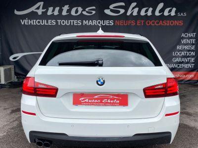 BMW Série 5 Touring (F11) 520DA 190CH M SPORT - <small></small> 19.970 € <small>TTC</small> - #16