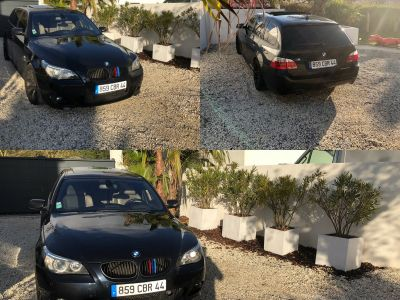 BMW Série 5 Touring serie 530d. packs sport - <small></small> 17.000 € <small>TTC</small> - #2