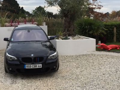BMW Série 5 Touring serie 530d. packs sport - <small></small> 17.000 € <small>TTC</small> - #4