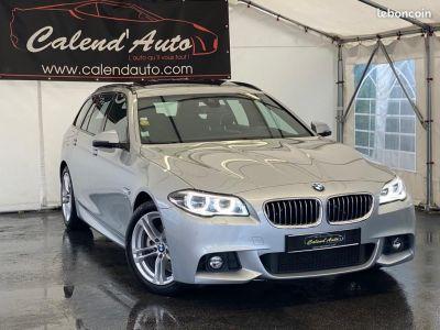 BMW Série 5 Touring Serie serie f11 lci 520d 190 m sport xdrive bva8 - <small></small> 26.990 € <small>TTC</small> - #2