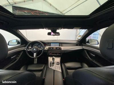 BMW Série 5 Touring Serie serie f11 lci 520d 190 m sport xdrive bva8 - <small></small> 26.990 € <small>TTC</small> - #6