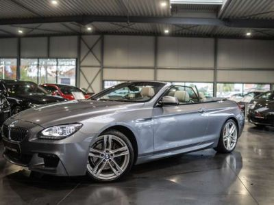 BMW Série 6 640 Cabrio CABRIOLET DIESEL - M Sport Edition - full option - <small></small> 39.995 € <small>TTC</small> - #1