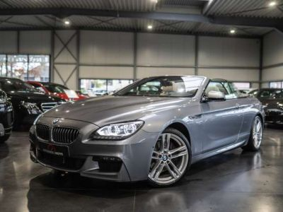 BMW Série 6 640 Cabrio CABRIOLET DIESEL - M Sport Edition - full option - <small></small> 39.995 € <small>TTC</small> - #2
