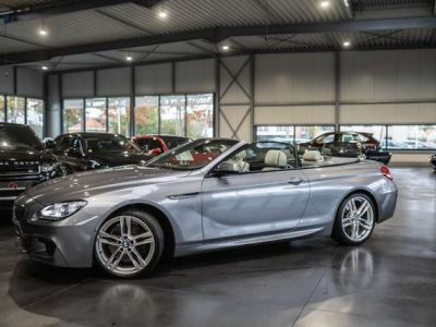 BMW Série 6 640 Cabrio CABRIOLET DIESEL - M Sport Edition - full option - <small></small> 39.995 € <small>TTC</small> - #3
