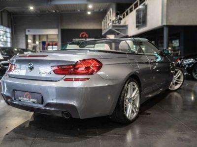 BMW Série 6 640 Cabrio CABRIOLET DIESEL - M Sport Edition - full option - <small></small> 39.995 € <small>TTC</small> - #4