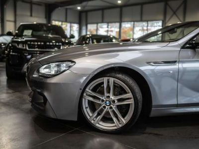 BMW Série 6 640 Cabrio CABRIOLET DIESEL - M Sport Edition - full option - <small></small> 39.995 € <small>TTC</small> - #6