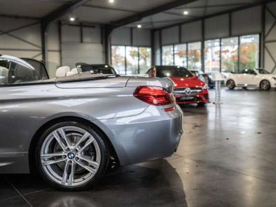 BMW Série 6 640 Cabrio CABRIOLET DIESEL - M Sport Edition - full option - <small></small> 39.995 € <small>TTC</small> - #8