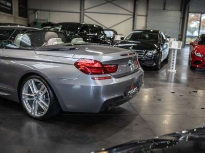 BMW Série 6 640 Cabrio CABRIOLET DIESEL - M Sport Edition - full option - <small></small> 39.995 € <small>TTC</small> - #9
