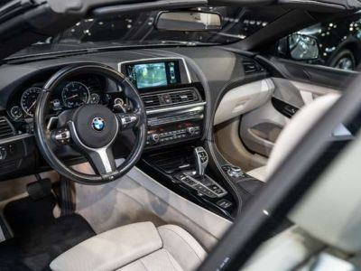 BMW Série 6 640 Cabrio CABRIOLET DIESEL - M Sport Edition - full option - <small></small> 39.995 € <small>TTC</small> - #19