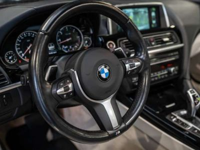BMW Série 6 640 Cabrio CABRIOLET DIESEL - M Sport Edition - full option - <small></small> 39.995 € <small>TTC</small> - #26