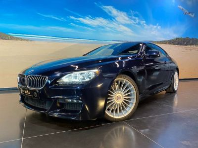 BMW Série 6 640 d Coupé 313pk Automaat M pack - Alpina20Inch - Led - <small></small> 25.500 € <small>TTC</small> - #1