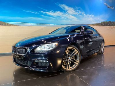 BMW Série 6 640 d Coupé 313pk Automaat M pack - Navi - Cruise - LED - <small></small> 26.900 € <small>TTC</small> - #1