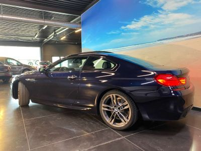 BMW Série 6 640 d Coupé 313pk Automaat M pack - Navi - Cruise - LED - <small></small> 26.900 € <small>TTC</small> - #2