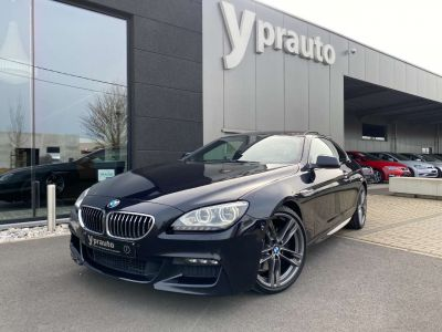 BMW Série 6 640 d Coupé 313pk Automaat M pack - Navi - Cruise - LED - <small></small> 26.900 € <small>TTC</small> - #3