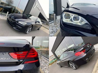 BMW Série 6 640 d Coupé 313pk Automaat M pack - Navi - Cruise - LED - <small></small> 26.900 € <small>TTC</small> - #12