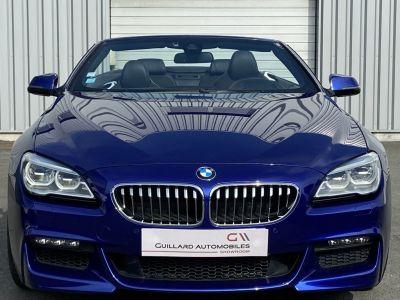 BMW Série 6 640 i CABRIOLET M-SPORT 320ch (F12) BVA8 - <small></small> 54.900 € <small>TTC</small> - #2