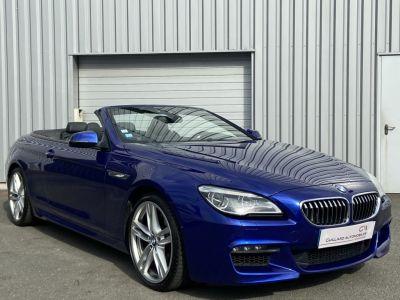 BMW Série 6 640 i CABRIOLET M-SPORT 320ch (F12) BVA8 - <small></small> 54.900 € <small>TTC</small> - #4