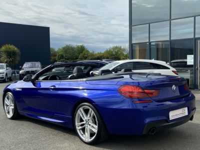 BMW Série 6 640 i CABRIOLET M-SPORT 320ch (F12) BVA8 - <small></small> 54.900 € <small>TTC</small> - #5