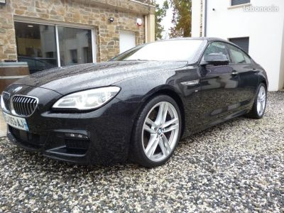 BMW Série 6 640d 313 cv grand coupe pack m sport full options - <small></small> 42.990 € <small>TTC</small>