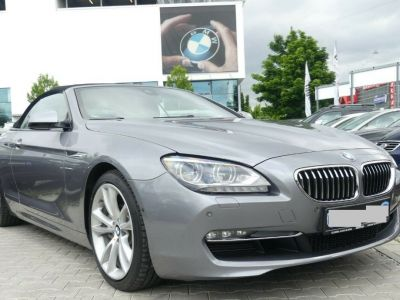 BMW Série 6 640D 313 EXCLUSIVE BVA8 (03/2014) - <small></small> 34.900 € <small>TTC</small>