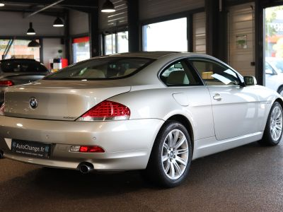 BMW Série 6 E63 645 CIA V8 4.4i 333 CV - <small></small> 17.990 € <small>TTC</small>