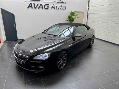 BMW Série 6 F12 Cabriolet 640 i 320 cv Exclusive - <small></small> 27.490 € <small>TTC</small> - #2