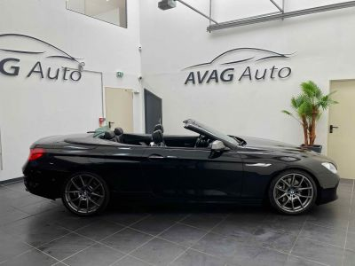 BMW Série 6 F12 Cabriolet 640 i 320 cv Exclusive - <small></small> 27.490 € <small>TTC</small> - #3