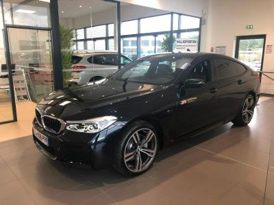 BMW Série 6 Gran Coupe 620d xDrive 190ch M Sport Euro6d-T - <small></small> 54.900 € <small>TTC</small>