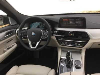 BMW Série 6 Gran Coupe Serie Turismo 630d xDrive 265ch Luxury - <small></small> 61.900 € <small>TTC</small>