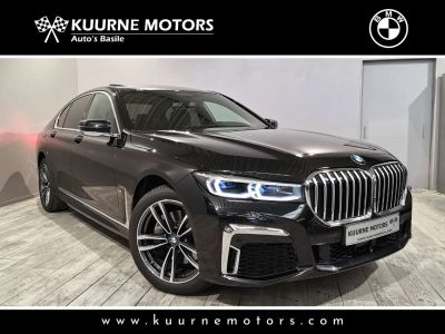 BMW Série 7 730 d M Pack Laser - OpenDak - Nappa - Cam - Acc - <small></small> 68.900 € <small>TTC</small> - #1