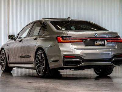 BMW Série 7 745 Limousine e Hybrid M Sport Massage Laser ACC Nappa LED - <small></small> 94.900 € <small>TTC</small> - #10