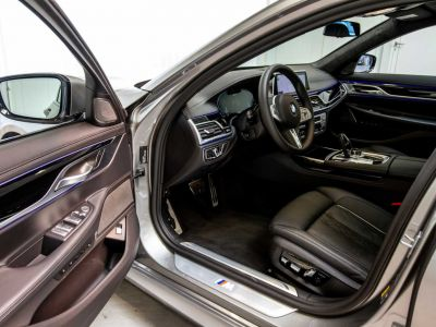 BMW Série 7 745 Limousine e Hybrid M Sport Massage Laser ACC Nappa LED - <small></small> 94.900 € <small>TTC</small> - #13