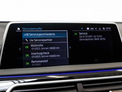 BMW Série 7 745 Limousine e Hybrid M Sport Massage Laser ACC Nappa LED - <small></small> 94.900 € <small>TTC</small> - #29