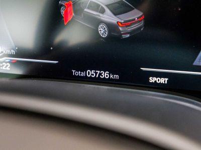 BMW Série 7 745 Limousine e Hybrid M Sport Massage Laser ACC Nappa LED - <small></small> 94.900 € <small>TTC</small> - #38