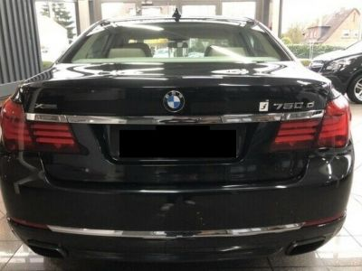 BMW Série 7 750d xDrive 381 LUXE 12/2012 - <small></small> 29.900 € <small>TTC</small> - #4