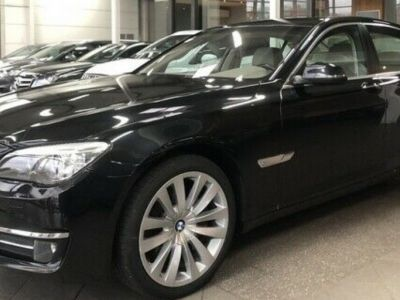 BMW Série 7 750d xDrive 381 LUXE 12/2012 - <small></small> 29.900 € <small>TTC</small> - #7