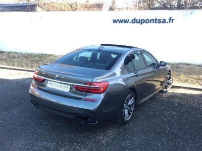 BMW Série 7 750dA xDrive 400ch M Sport - <small></small> 51.800 € <small>TTC</small>