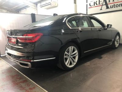 BMW Série 7 SERIE G11/G12 730 XD 265 CV EXCLUSIVE - <small></small> 36.500 € <small>TTC</small> - #5