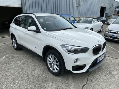 BMW X1 SDRIVE 16D 116 CH Lounge - <small></small> 19.900 € <small>TTC</small> - #3