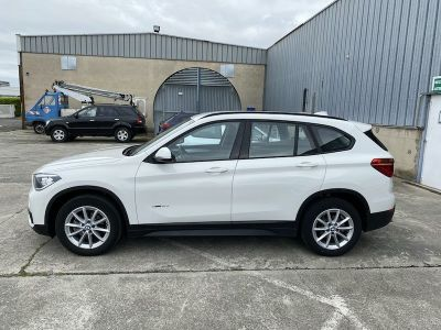 BMW X1 SDRIVE 16D 116 CH Lounge - <small></small> 19.900 € <small>TTC</small> - #7