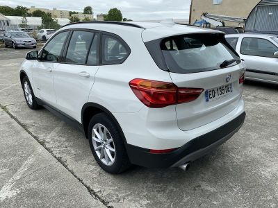 BMW X1 SDRIVE 16D 116 CH Lounge - <small></small> 19.900 € <small>TTC</small> - #8