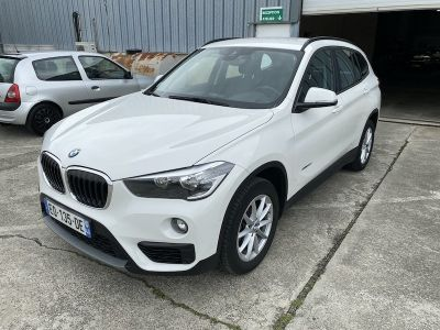 BMW X1 SDRIVE 16D 116 CH Lounge - <small></small> 19.900 € <small>TTC</small> - #13