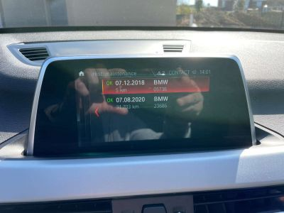 BMW X1 sDrive 16d 1steHAND - 1MAIN NETTO: 19.826 EURO - <small></small> 22.990 € <small>TTC</small> - #13
