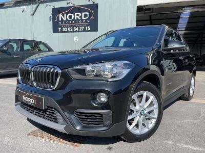 BMW X1 sDrive 16D PANO - NAVI - PDC - CRUISE NETTO: 14.454 EURO - <small></small> 17.490 € <small>TTC</small> - #1