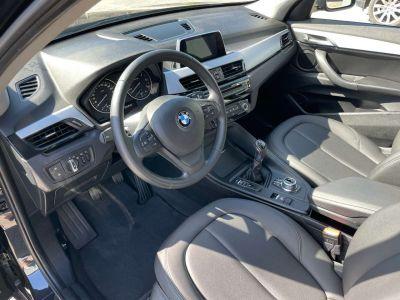 BMW X1 sDrive 16D PANO - NAVI - PDC - CRUISE NETTO: 14.454 EURO - <small></small> 17.490 € <small>TTC</small> - #9