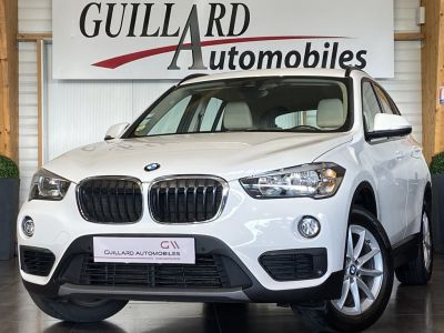 BMW X1 SDRIVE 18D BUSINESS 150ch (F48) BVM6